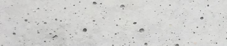 concrete-survace voids