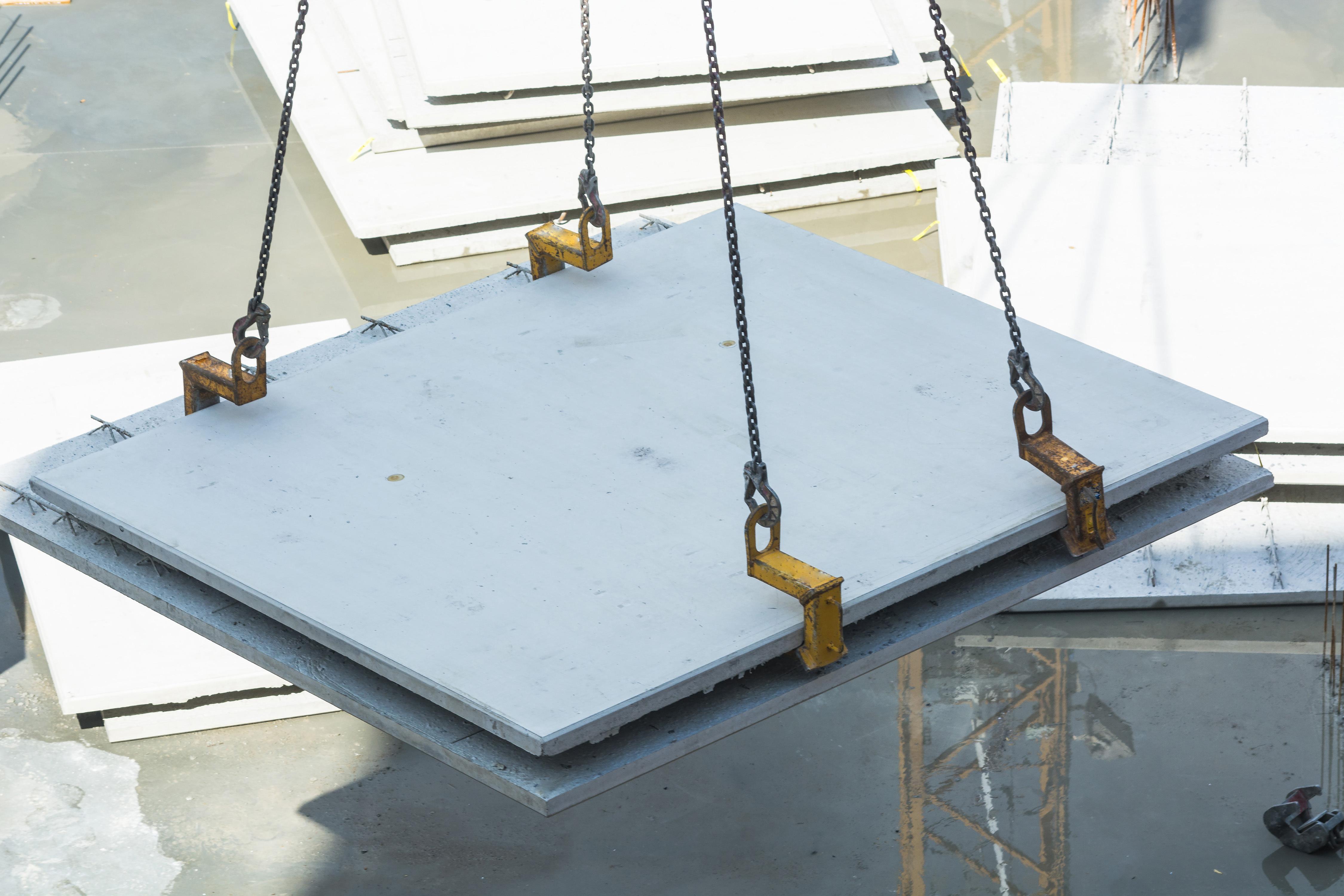 achieve high quality precast concrete panels with Ecoratio's concrete release agent